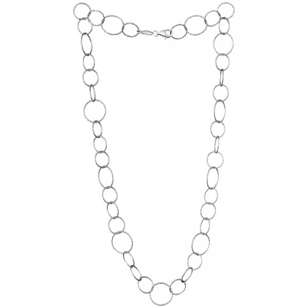 Der Kettenmacher Silberkette Ring 1 Silber