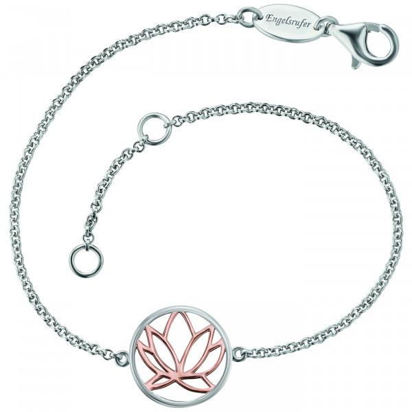 Engelsrufer Armband Lotus Bicolor - ERB-LILLOTUS-BICOR