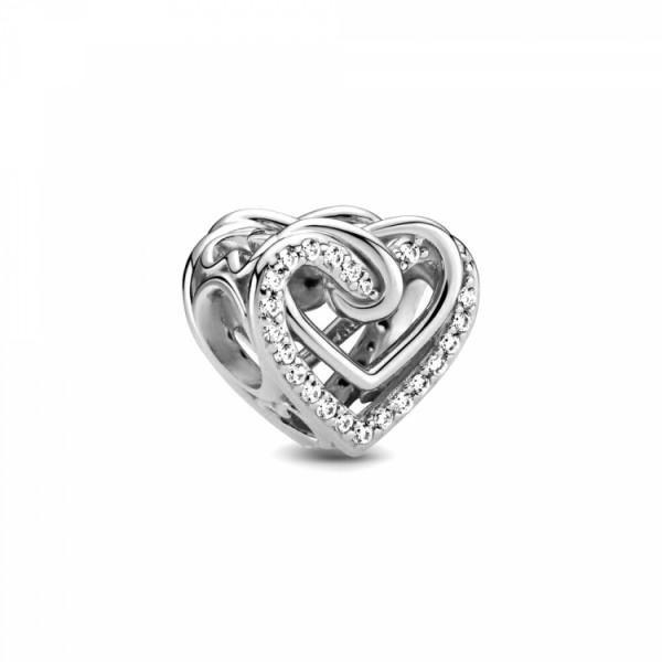 Pandora Charm Verschlungene Herzen - 789270C01