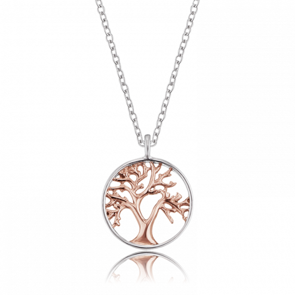Engelsrufer Halskette Lebensbaum Bicolor - ERN-LILTREE-BICOR