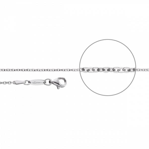 Der Kettenmacher Halskette Brillantkette Silber 1,9 mm