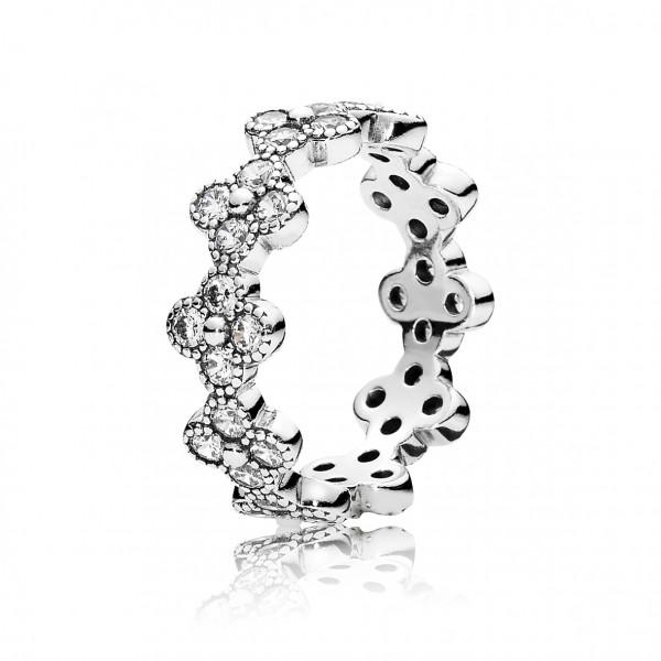 Ring Orientalische Blüte