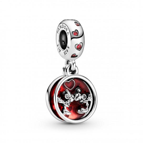 Pandora Disney Charm Micky und Minnie Liebe und Küsse - 799298C01