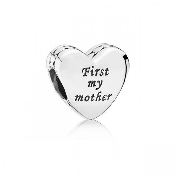 PANDORA Charm First my Mother - 791518