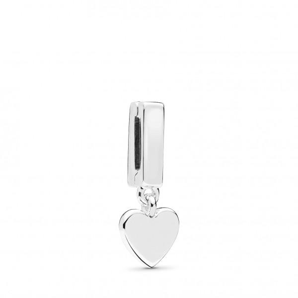 PANDORA Reflexions Fixed dangle Floating Heart - 797643