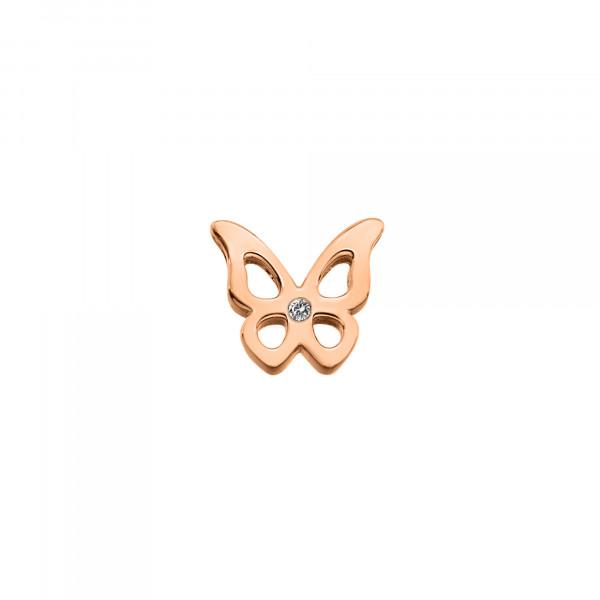Hot Diamonds Storyteller Anhänger Schmetterling Rosé