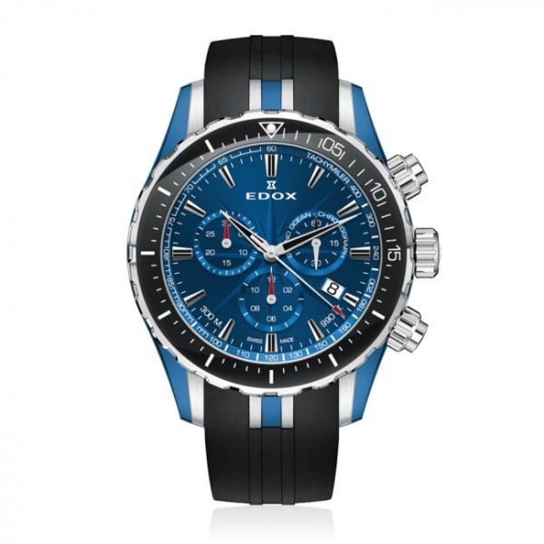 Edox Grand Ocean Chronograph - 10248 357BU BUIN