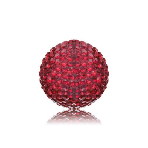 Engelsrufer Klangkugel Crystal Rot - ERS-55-ZI-L-M-S