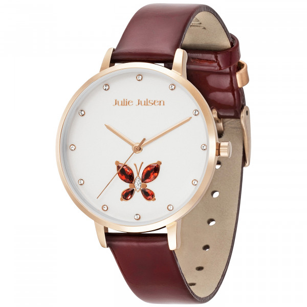 Julie Julsen Damenuhr Butterfly - JJW1187RGL-18