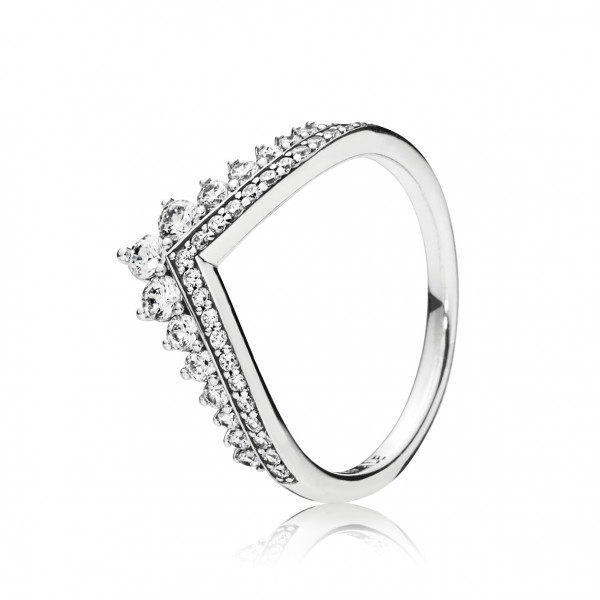 PANDORA Stackable Ring Princess Wish - 197736CZ