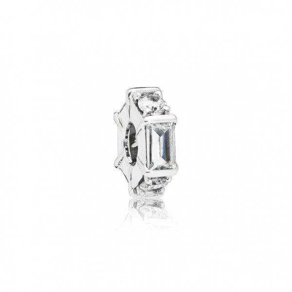PANDORA Spacer Ice Sculpture - 797529CZ