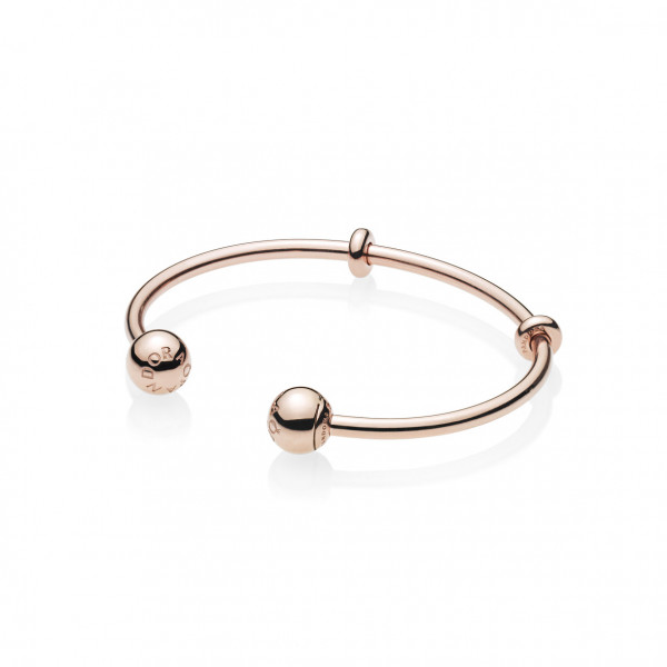 PANDORA Rose Moments Open Bangle - 586477