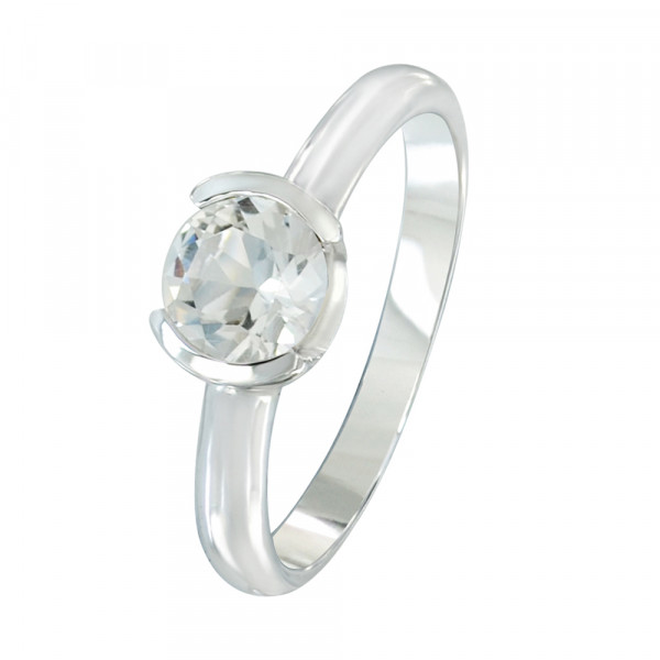 Swiss Rocks Bergkristall Ring - SR-142