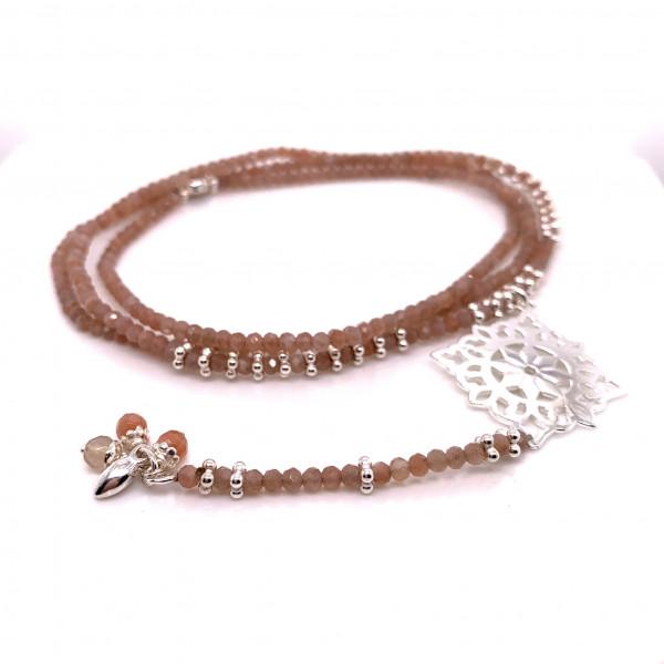 DaShanti Y Halskette Select Mondstein - 88-2038-01-1