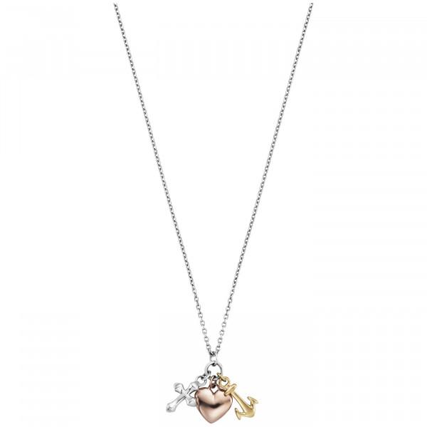 Engelsrufer Halskette Glaube-Liebe-Hoffnung - ERN-FLH-TRICO