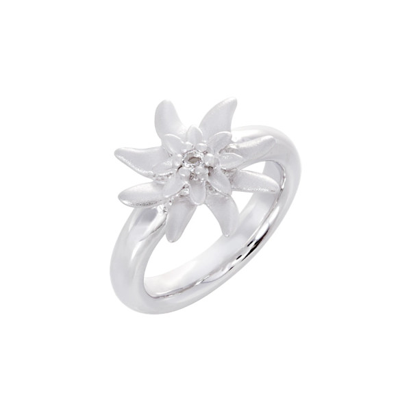 Swiss Rocks Edelweiss Ring - SR-170