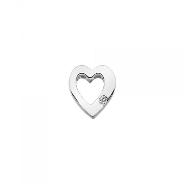 Hot Diamonds Storyteller Anhänger offenes Herz